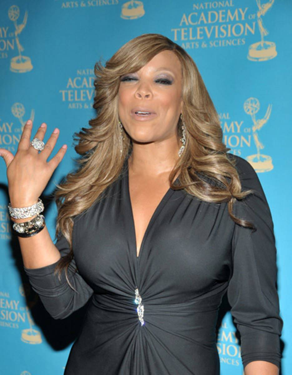 Wendy Williams\' Wedding Ring Will Make You Drool in Envy - Salon ...